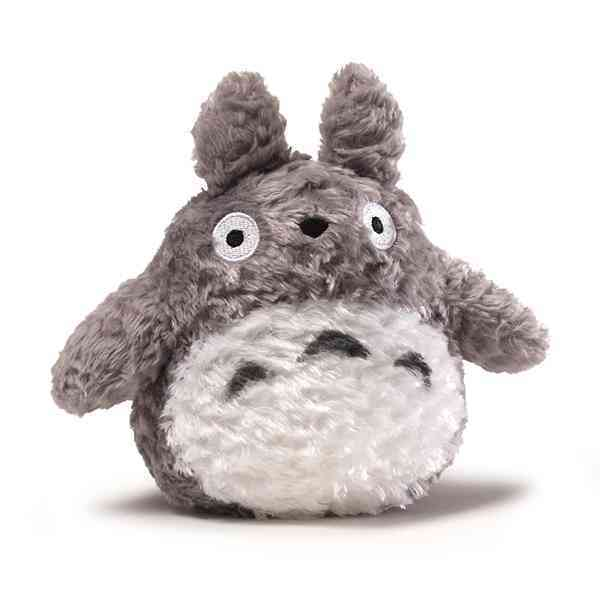 Fluffy Big Totoro -grey By Not Available